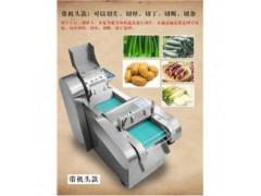 海蜇人造肉切丝机哪里有卖 萝卜切条机富兴