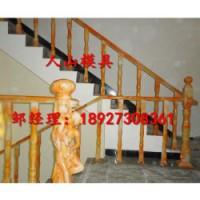 楼梯扶手硅胶模具 石栏杆石雕栏杆硅胶模具