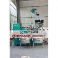 荆州小型螺旋榨油机/全自动螺旋榨油机厂家