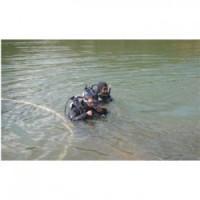 天水市水下探摸公司《蛙人探摸》