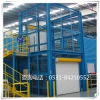天水 液压货梯  导轨式升降机货梯厂家安装