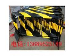 汝阳县铁马移动护栏|铁马围栏|施工护栏道路