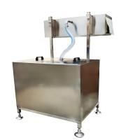全自动桶装纯净水生产线蒸汽热收缩膜机 五加仑缩帽机