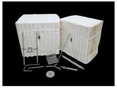 火炬保温内衬用硅酸铝陶瓷纤维模块 厂家直销