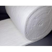 硅酸铝保温毯材料 高温高铝防火陶瓷纤维毡甩丝保温棉厂家直销