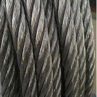 广东省304不锈钢安全绳、钢丝绳、防脱落包胶绳