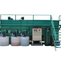 无锡研磨废水_苏州伟志废水处理设备