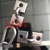 304不锈钢安全门扣、不锈钢连接扣加工生产