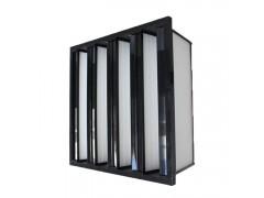 组合式高效过滤器构造隔板的种类及选择方法xxbflq