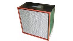 无隔板高效空气过滤器的作用及特点xxbflq