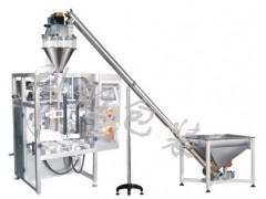 衡水科胜220立式面包粉分装机|有机豆奶粉包装机|河北包装机