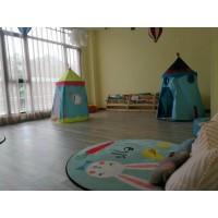 木纹卡扣式地板无甲醛锁扣地板 家用防水锁扣地板